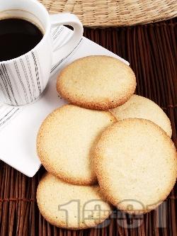 Домашни бисквити за чай - снимка на рецептата